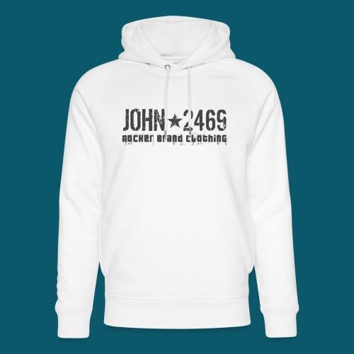 JOHN2469 prova per spread - Felpa con cappuccio ecologica unisex di Stanley & Stella