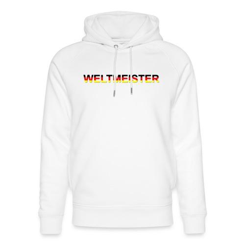 WELTMEISTER - Unisex Bio-Hoodie von Stanley & Stella