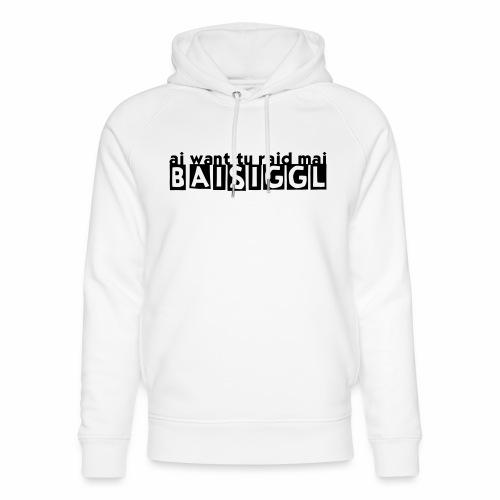 BAISIGGL - Unisex Bio-Hoodie von Stanley & Stella