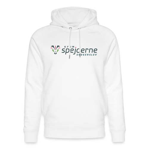 Logo i farver - Stanley & Stella unisex hoodie af økologisk bomuld