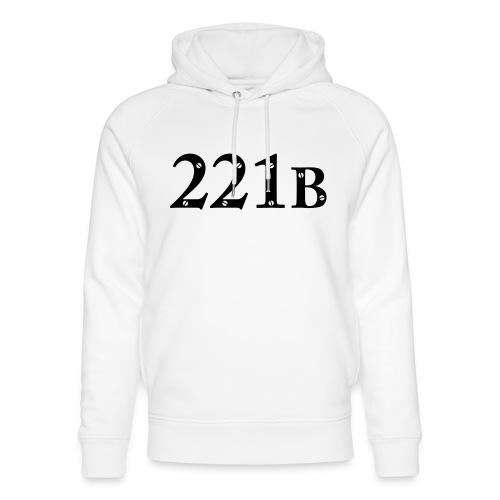 Sherlock Holmes - 221B - Unisex Bio-Hoodie von Stanley & Stella