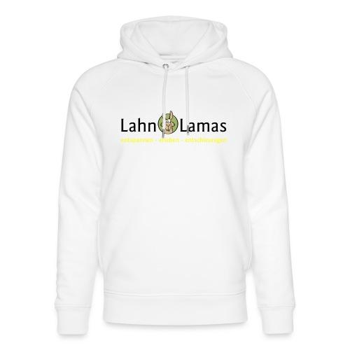 Lahn Lamas - Unisex Bio-Hoodie von Stanley & Stella