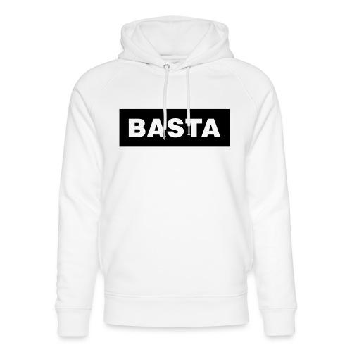 Basta Rechteck - Unisex Organic Hoodie by Stanley & Stella
