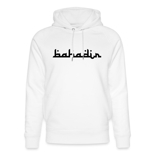 bahadir logo1 png - Unisex Bio-Hoodie von Stanley & Stella