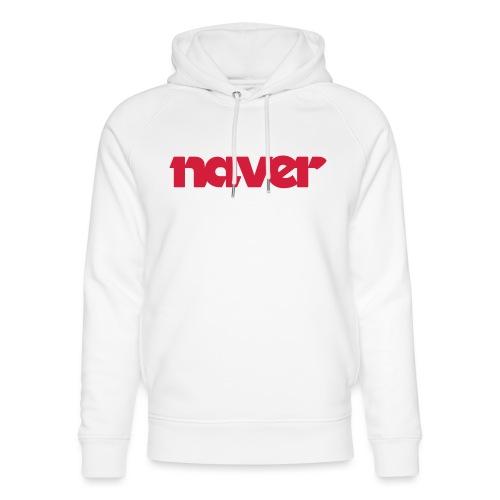 Naver (fra Det norske plagg) - Unisex økologisk hettegenser fra Stanley & Stella