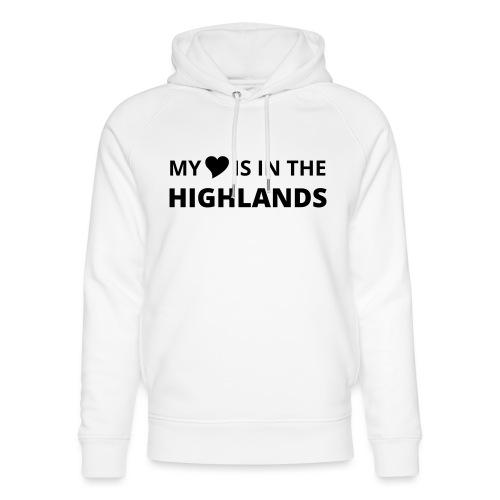 Männer Poloshirt slim Highlands - Unisex Bio-Hoodie von Stanley & Stella