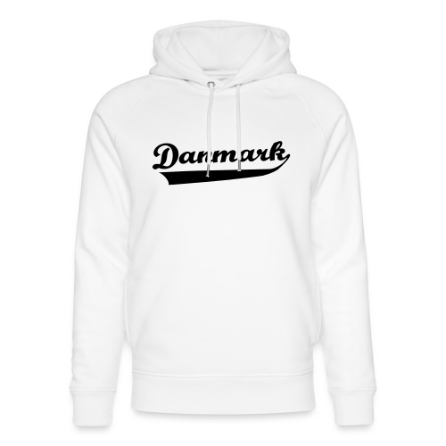 Danmark Swish - Stanley & Stella unisex hoodie af økologisk bomuld