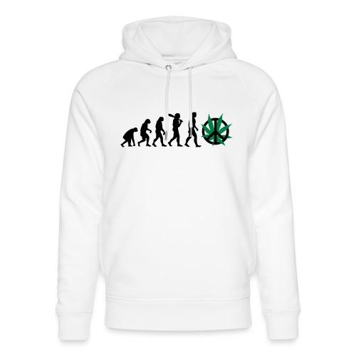 Evolution Cannabis - Unisex Bio-Hoodie von Stanley & Stella