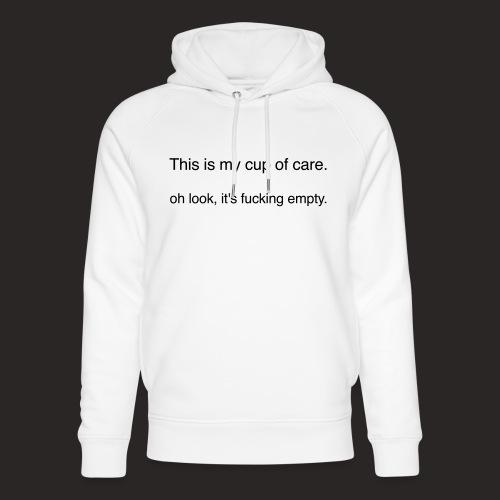 cup of care - Unisex Bio-Hoodie von Stanley & Stella