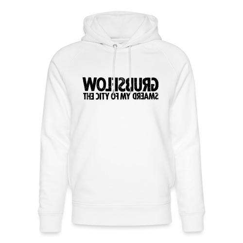 Wolfsburg (black_oldstyle) - Unisex Bio-Hoodie von Stanley & Stella