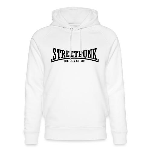 streetpunk the joy of oi! - Unisex Bio-Hoodie von Stanley & Stella