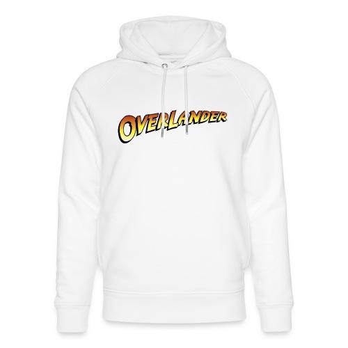 Overlander - Autonaut.com - Unisex Organic Hoodie by Stanley & Stella