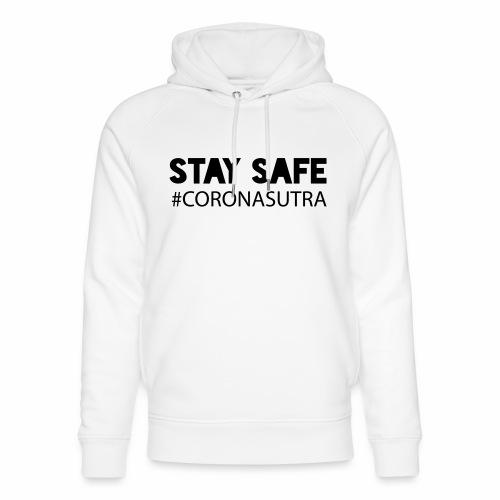 coronasutra - Sweat à capuche bio Stanley & Stella unisexe