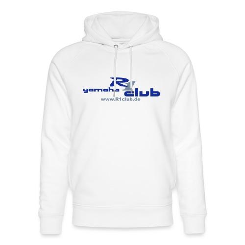 R1club Logo blau - Unisex Bio-Hoodie von Stanley & Stella
