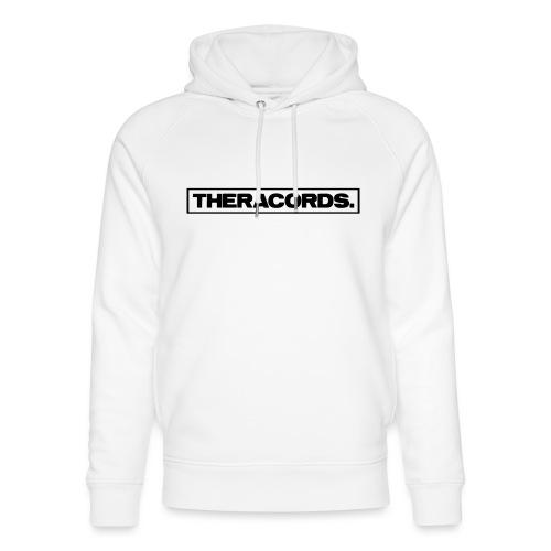 Theracords_logo_black_TP - Uniseks bio-hoodie van Stanley & Stella