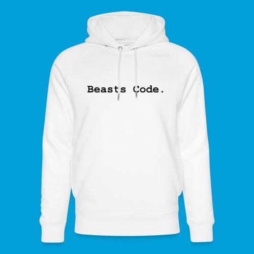 Beasts Code. - Unisex Organic Hoodie by Stanley & Stella
