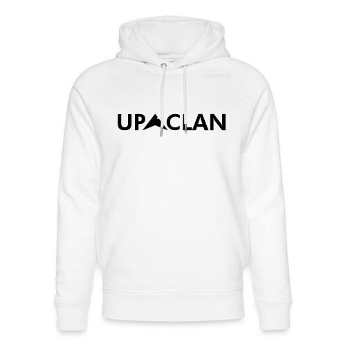 UP-CLAN Text - Uniseks bio-hoodie van Stanley & Stella