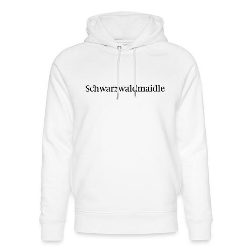 Schwarzwaldmaidle - T-Shirt - Unisex Bio-Hoodie von Stanley & Stella