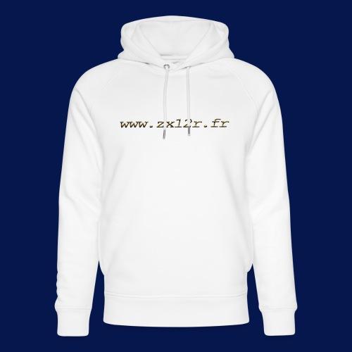 www zx12r fr OR - Sweat à capuche bio Stanley & Stella unisexe