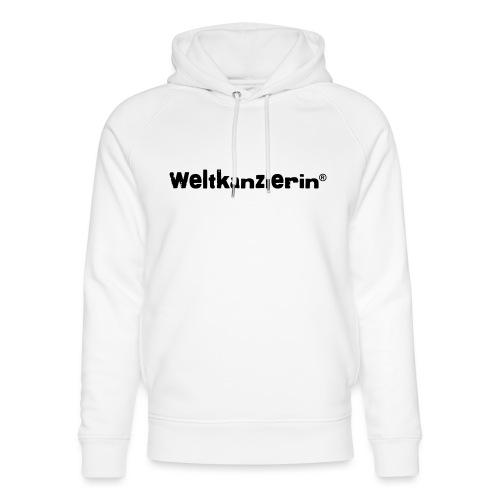 Weltkanzlerin® Frauen Premium T-Shirt - Unisex Bio-Hoodie von Stanley & Stella