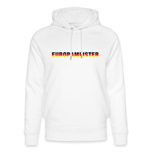 Europameister - Unisex Bio-Hoodie von Stanley & Stella