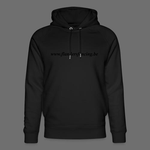 wwww.flandersfencing.be - Uniseks bio-hoodie van Stanley & Stella