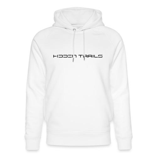 hidden trails - Unisex Bio-Hoodie von Stanley & Stella