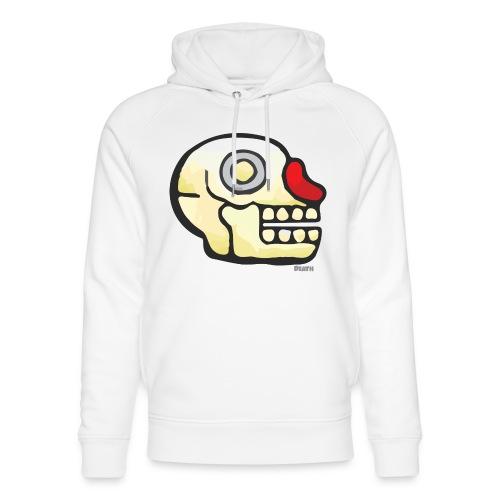 Aztec Icon Death - Unisex Organic Hoodie by Stanley & Stella