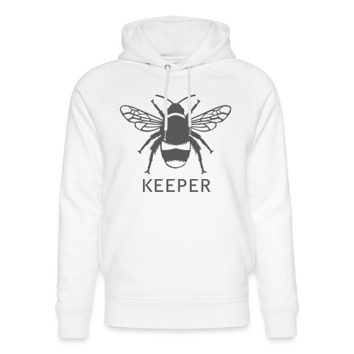 Bee Keeper - Unisex Organic Hoodie by Stanley & Stella
