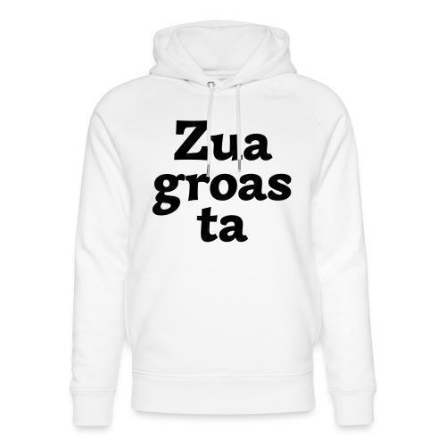 Zuagroasta - Unisex Bio-Hoodie von Stanley & Stella