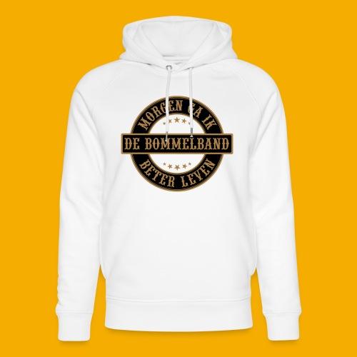 bb logo rond shirt - Uniseks bio-hoodie van Stanley & Stella
