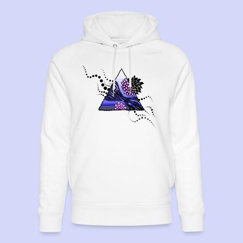 Ocean Blue - kvinde - Stanley & Stella unisex hoodie af økologisk bomuld