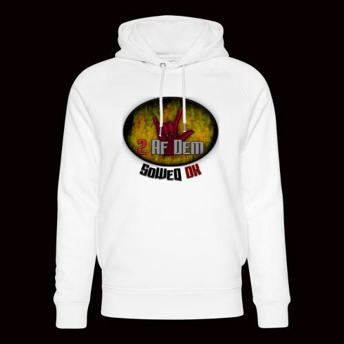 #2AfDem Collection ! - Stanley & Stella unisex hoodie af økologisk bomuld