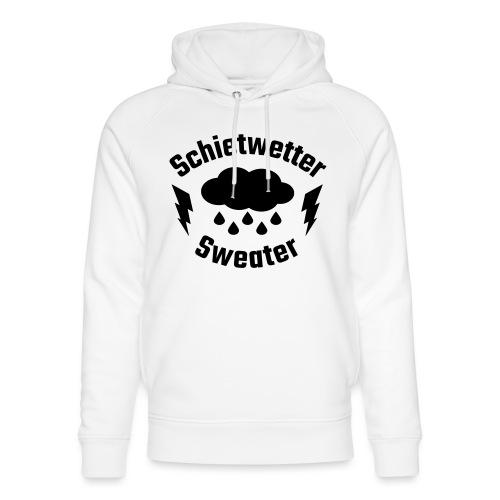 Schietwetter Sweater - Unisex Bio-Hoodie von Stanley & Stella