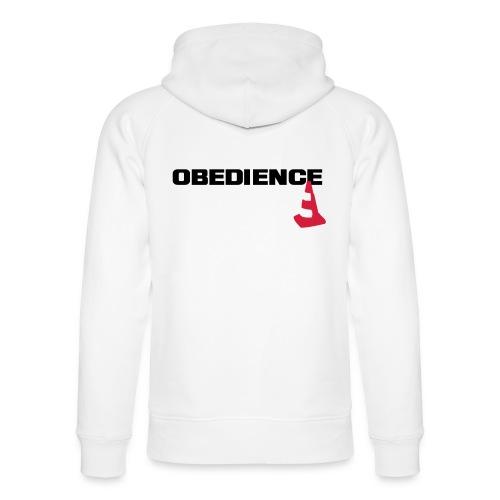 Obedience mit Pylone - Unisex Bio-Hoodie von Stanley & Stella