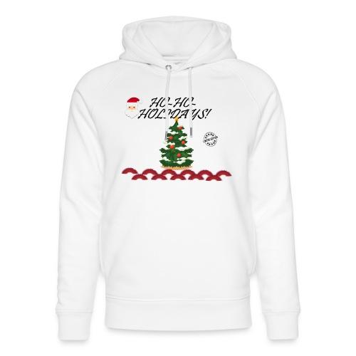 CHRISTMAS - Sudadera con capucha ecológica unisex de Stanley & Stella