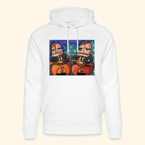 Cool dudes - Uniseks bio-hoodie van Stanley & Stella