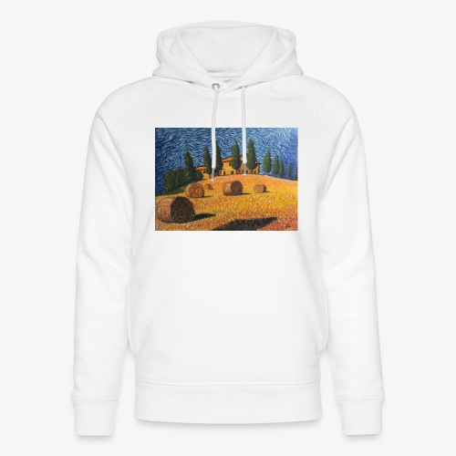 tuscany - Unisex Organic Hoodie by Stanley & Stella