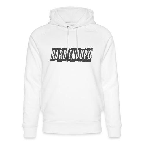 Hard Enduro - Unisex Organic Hoodie by Stanley & Stella