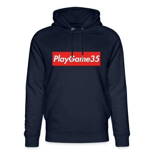 PlayGame35 - Felpa con cappuccio ecologica unisex di Stanley & Stella