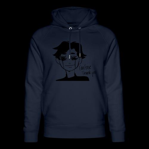 Feeling Vulnerable - Uniseks bio-hoodie van Stanley & Stella