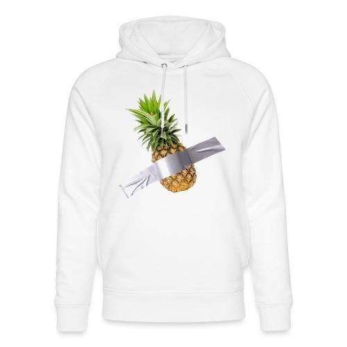 Pineapple Art - Felpa con cappuccio ecologica unisex di Stanley & Stella