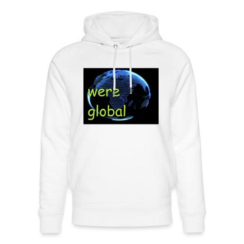 Were Global - Stanley & Stellan unisex-luomuhuppari