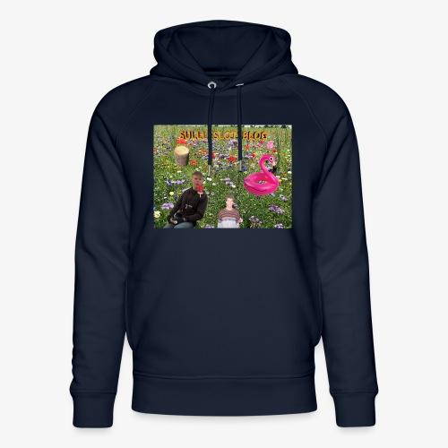 Sulleslotsblog - Stanley & Stella unisex hoodie af økologisk bomuld