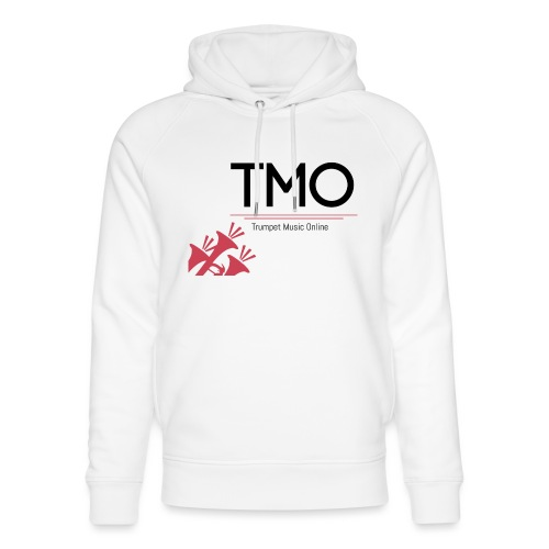 TMO Logo - Unisex Organic Hoodie by Stanley & Stella