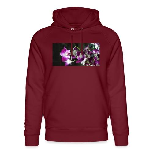 Orchid - Unisex Organic Hoodie by Stanley & Stella