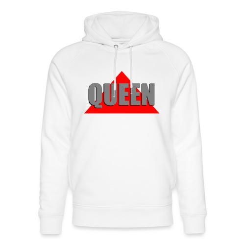 Queen, by SBDesigns - Sweat à capuche bio Stanley & Stella unisexe