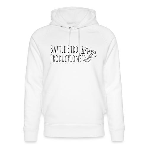 Battle Bird Logo - Unisex Organic Hoodie by Stanley & Stella