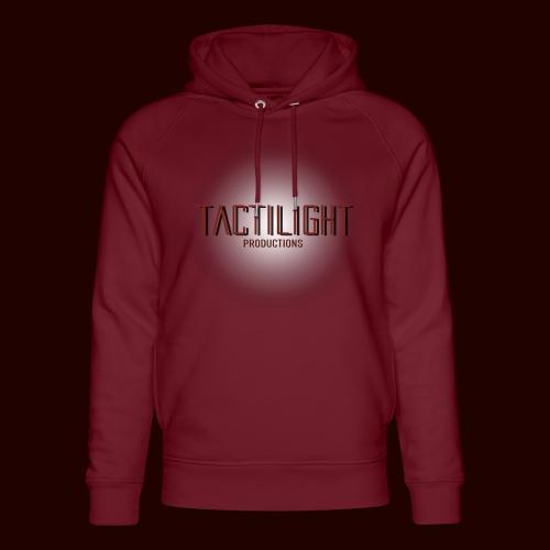 Tactilight Logo - Unisex Organic Hoodie by Stanley & Stella