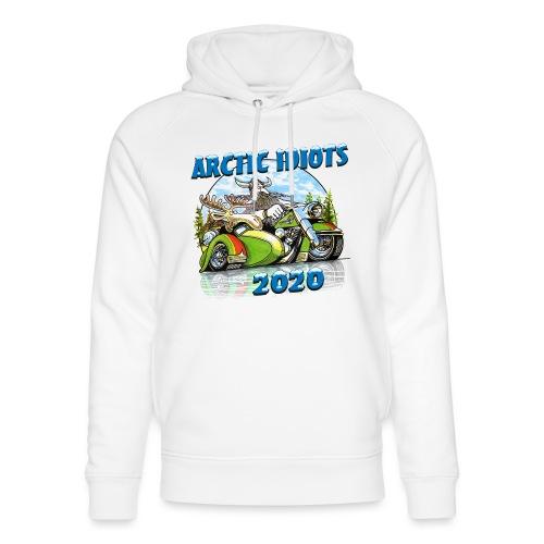 Arctic Idiots 2020 - Uniseks bio-hoodie van Stanley & Stella